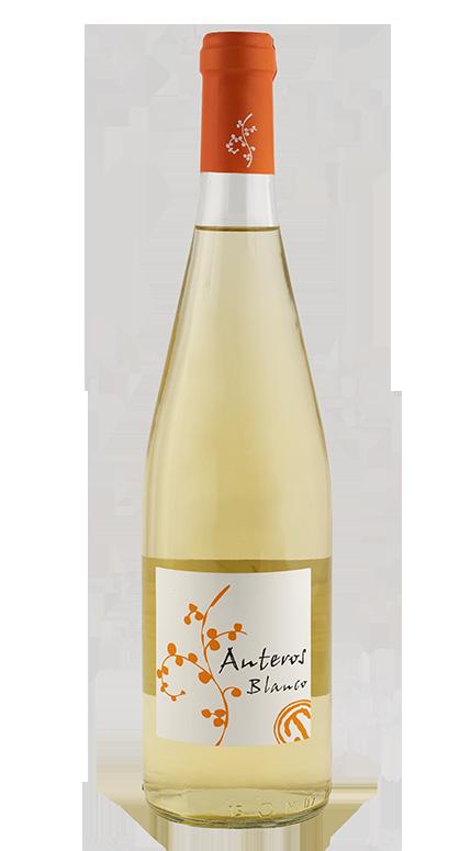 Anteros-Blanco-Vinos de España-Mejores Vinos- Vino Extremadura- Ruiz Torres
