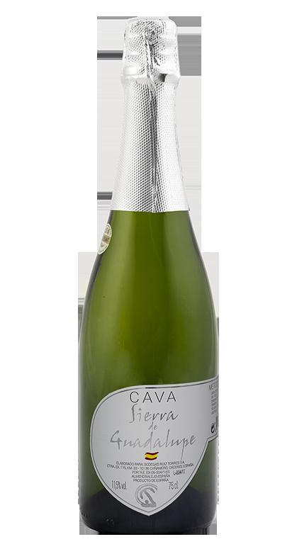 Sierra-de-Guadalupe-Do-Cava-Semiseco-Vinos de España-Mejores Vinos- Vino Extremadura- Ruiz Torres