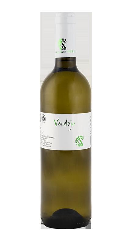 Verdejo-De-Bodegas-Ruiz-Torres-2018-Vinos de España-Mejores Vinos- Vino Extremadura- Ruiz Torres